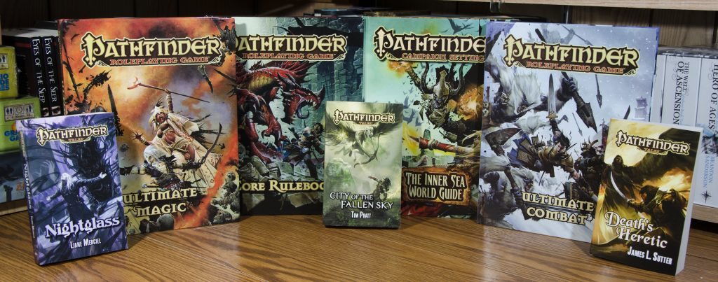Pathfinder-Pack